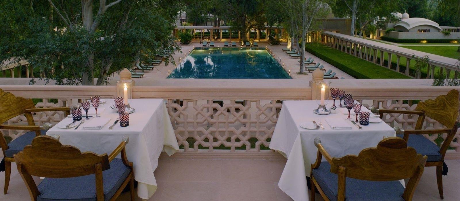 Hotel Amanbagh North India