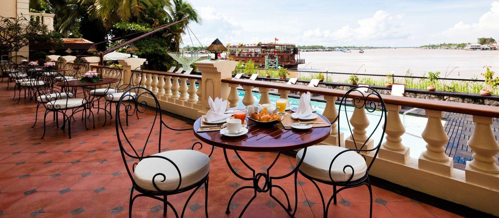 Hotel Victoria Chau Doc  Vietnam