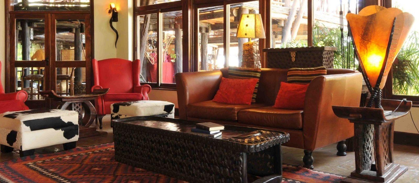 Hotel Ol Tukai Lodge Kenia