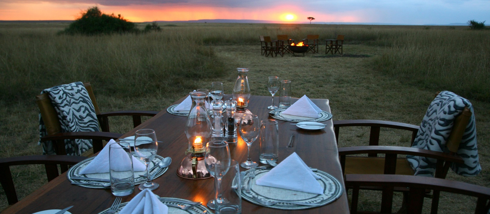 Hotel Mara Plains Camp Kenia