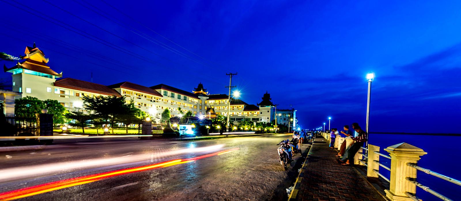 Hotel The Mawlamyine Strand Myanmar