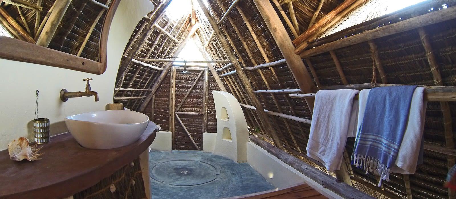 Hotel Fanjove Island Lodge Tansania