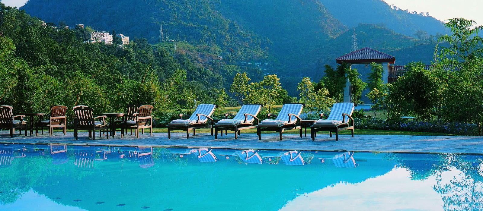 Hotel Ananda Spa Himalaja