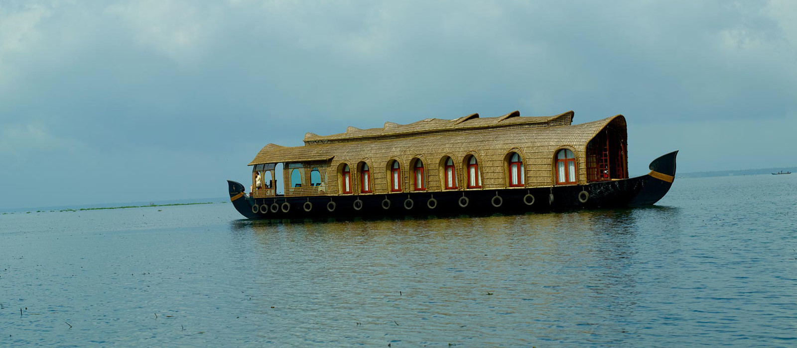 Hotel Kumarakom  Lake Resort Houseboat Südindien