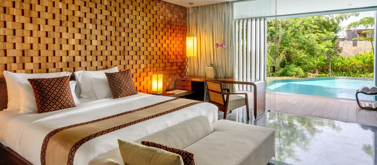 Hotel Anantara Uluwatu Bali Resort Indonesien