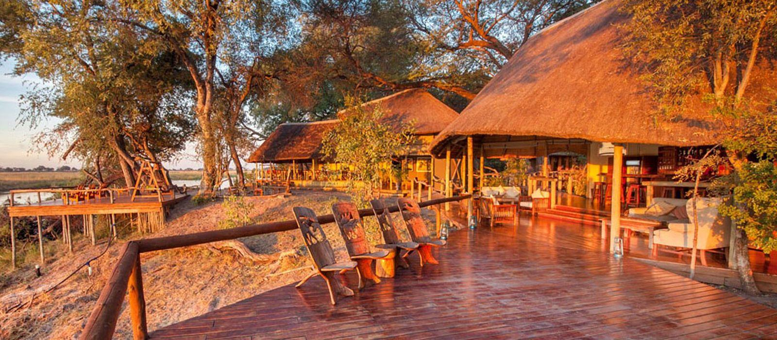 Hotel Lagoon Camp Botswana