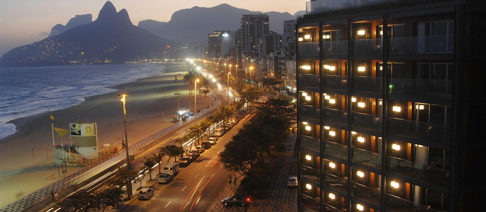 Hotel Fasano Rio de Janeiro Brasilien