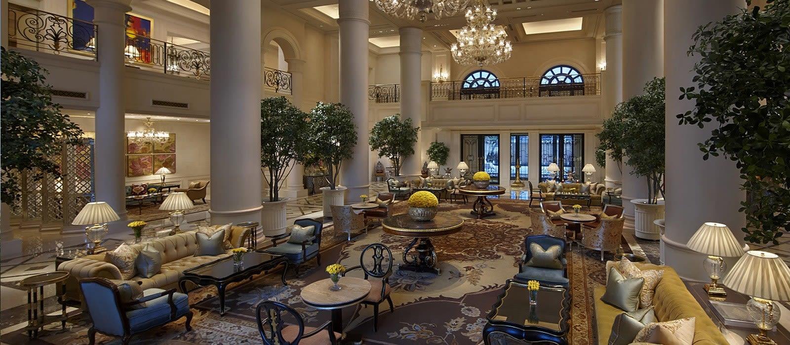 Hotel Leela Palace New Delhi Nordindien