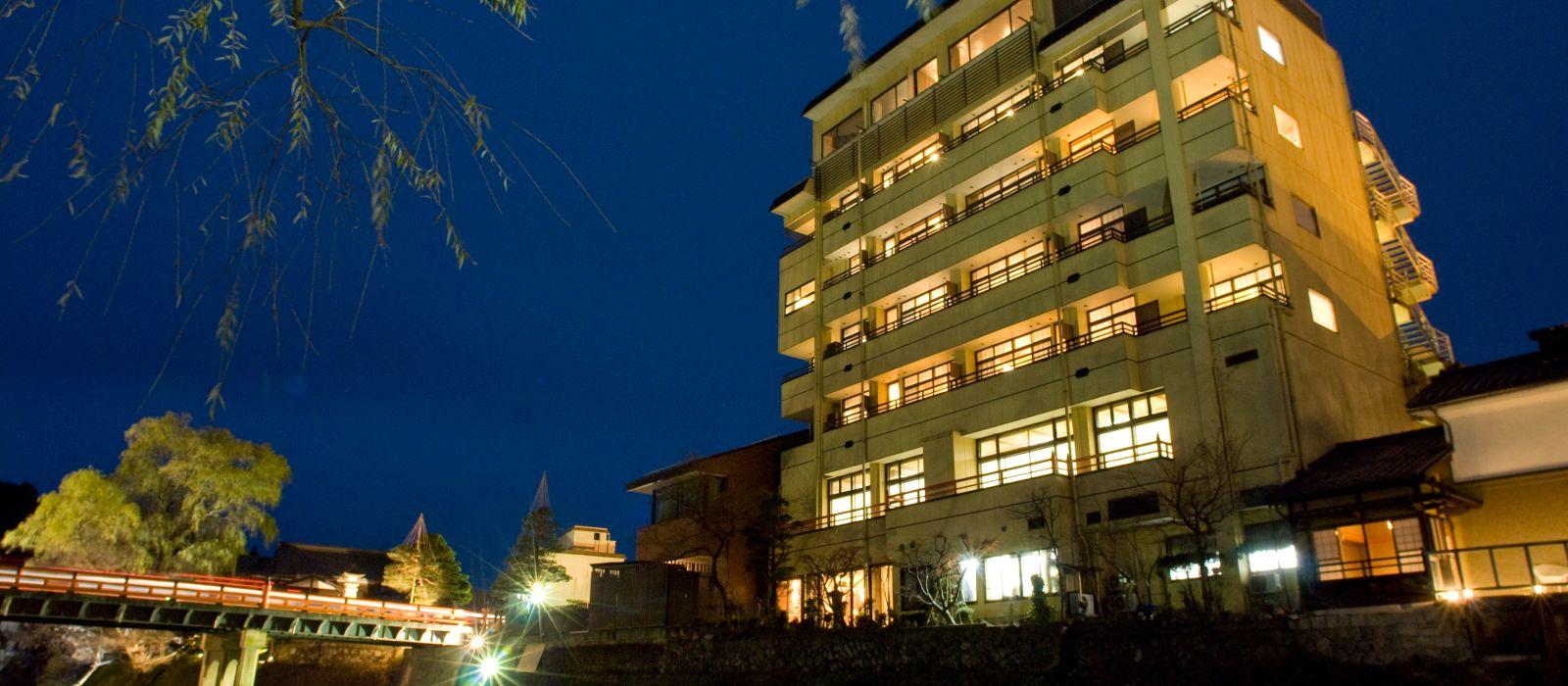 Hotel Honjin Hiranoya Bekkan Ryokan Japan