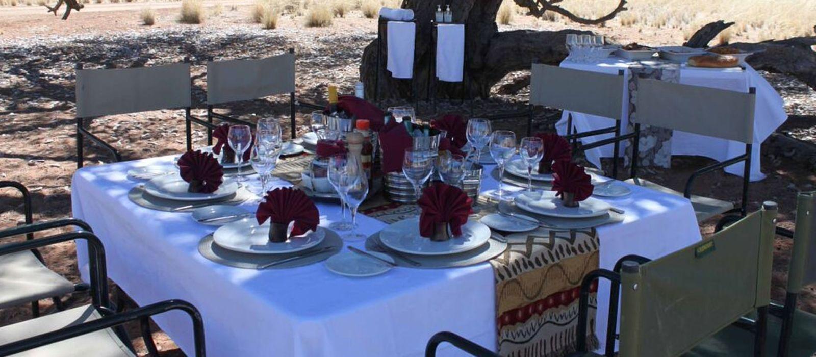 Hotel Hoodia Desert Lodge Namibia