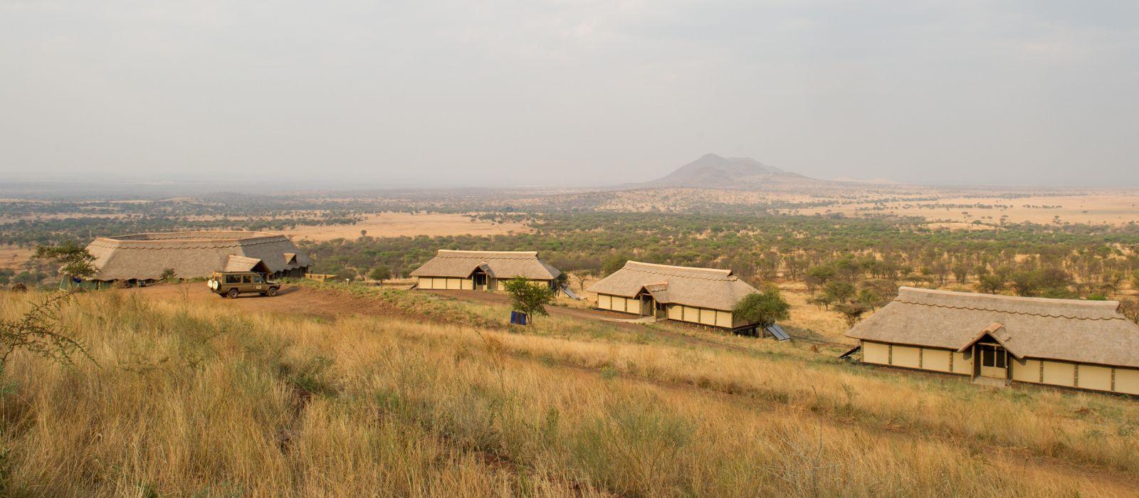 Hotel Kubu Kubu Tented Lodge Tansania