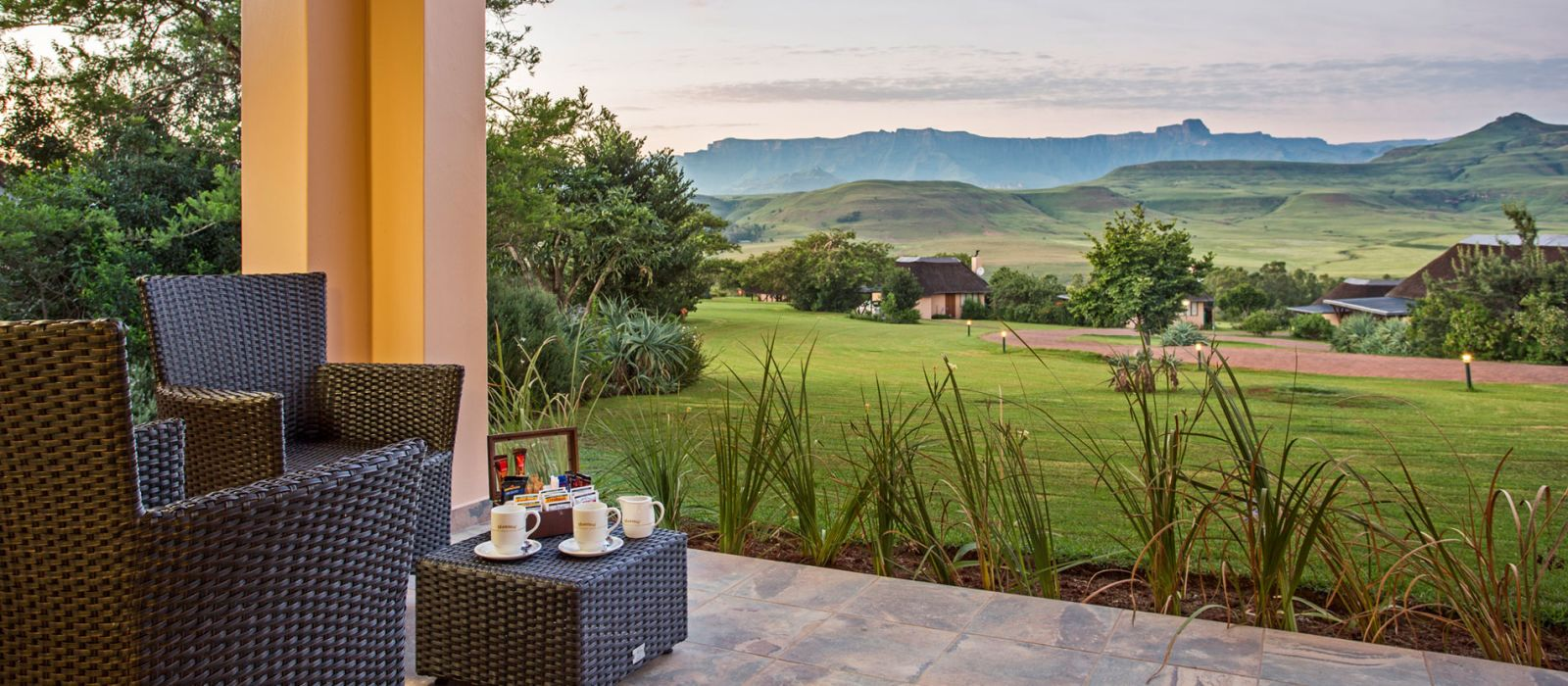 Hotel Montusi Mountain Lodge South Africa