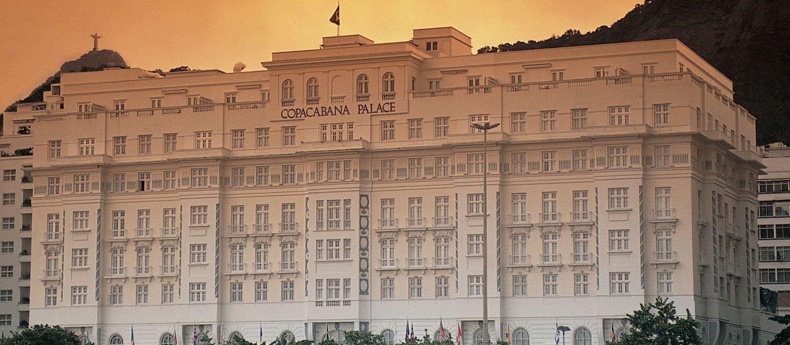 Hotel Belmond Copacabana Palace Brazil