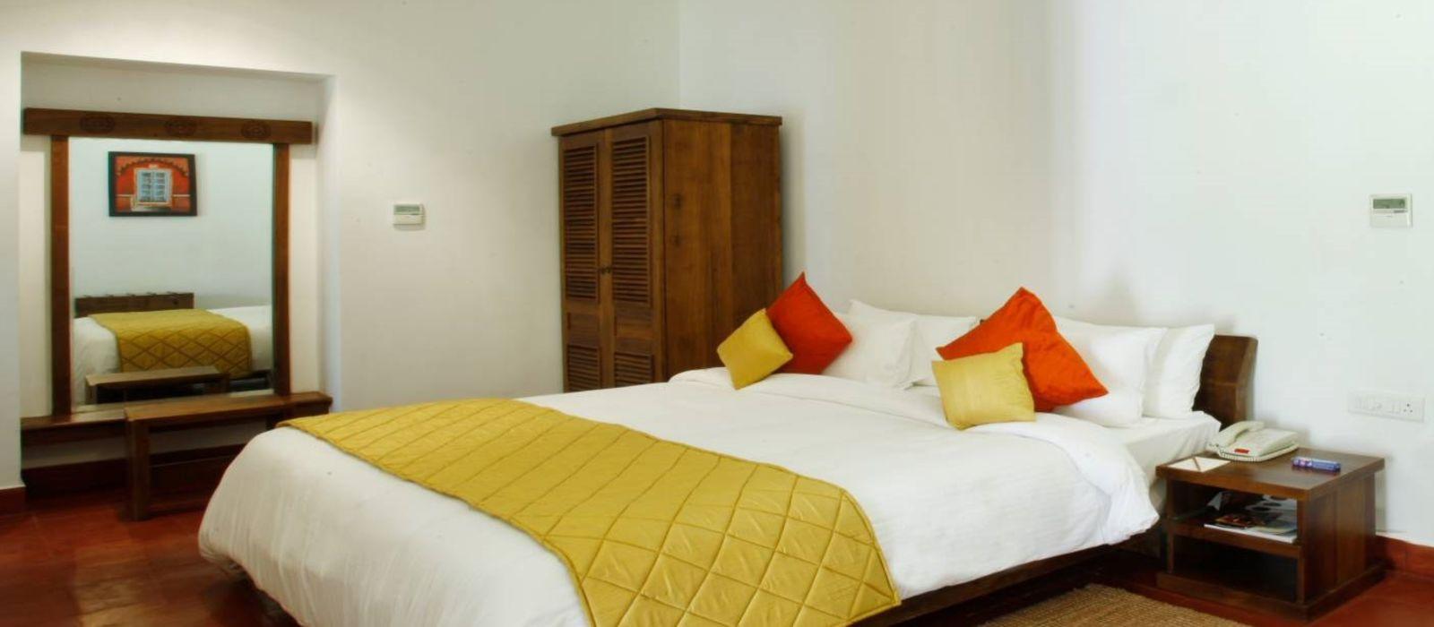 Hotel Heritage Madurai Südindien