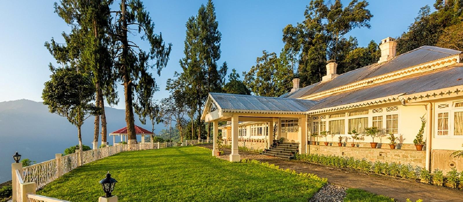 Hotel Ging Tea Estate Himalayas