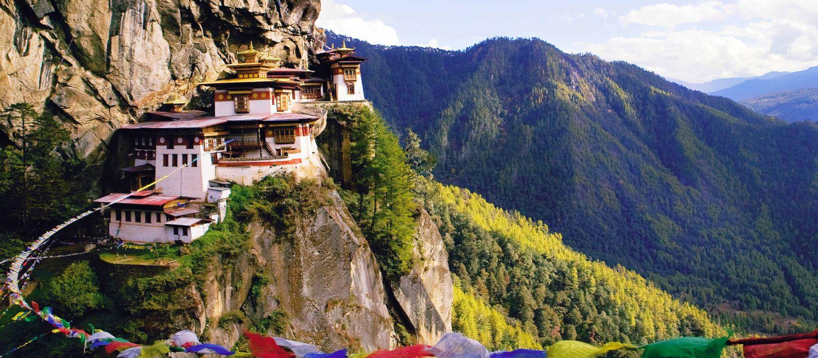 Hotel Trekking in Paro Bhutan