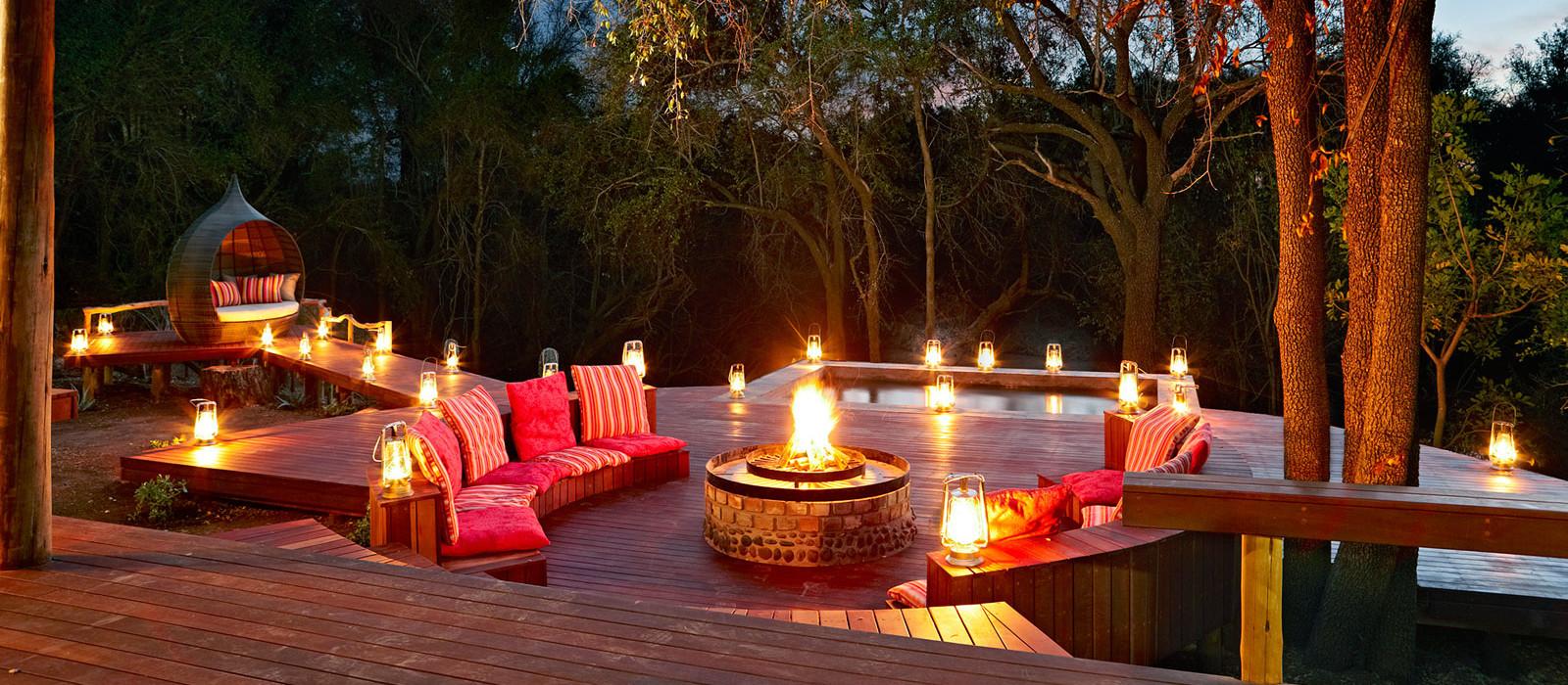Hotel Jacis Safari Lodge Südafrika