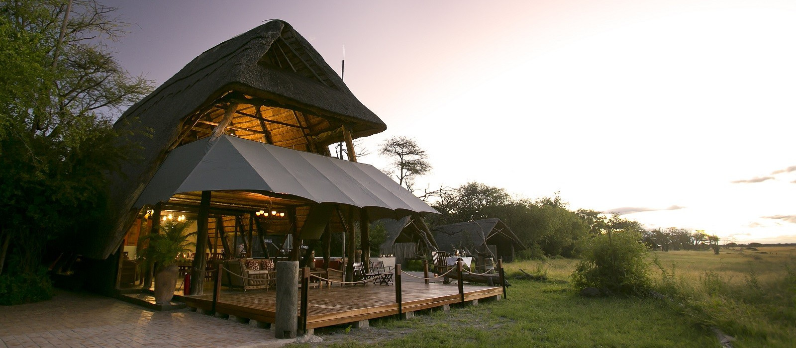 Hotel The Hide Zimbabwe