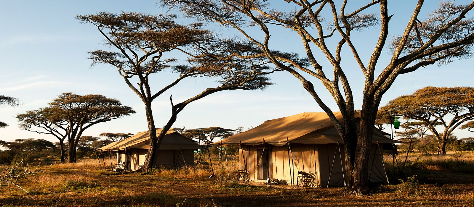 Hotel Mara Under Canvas Tansania