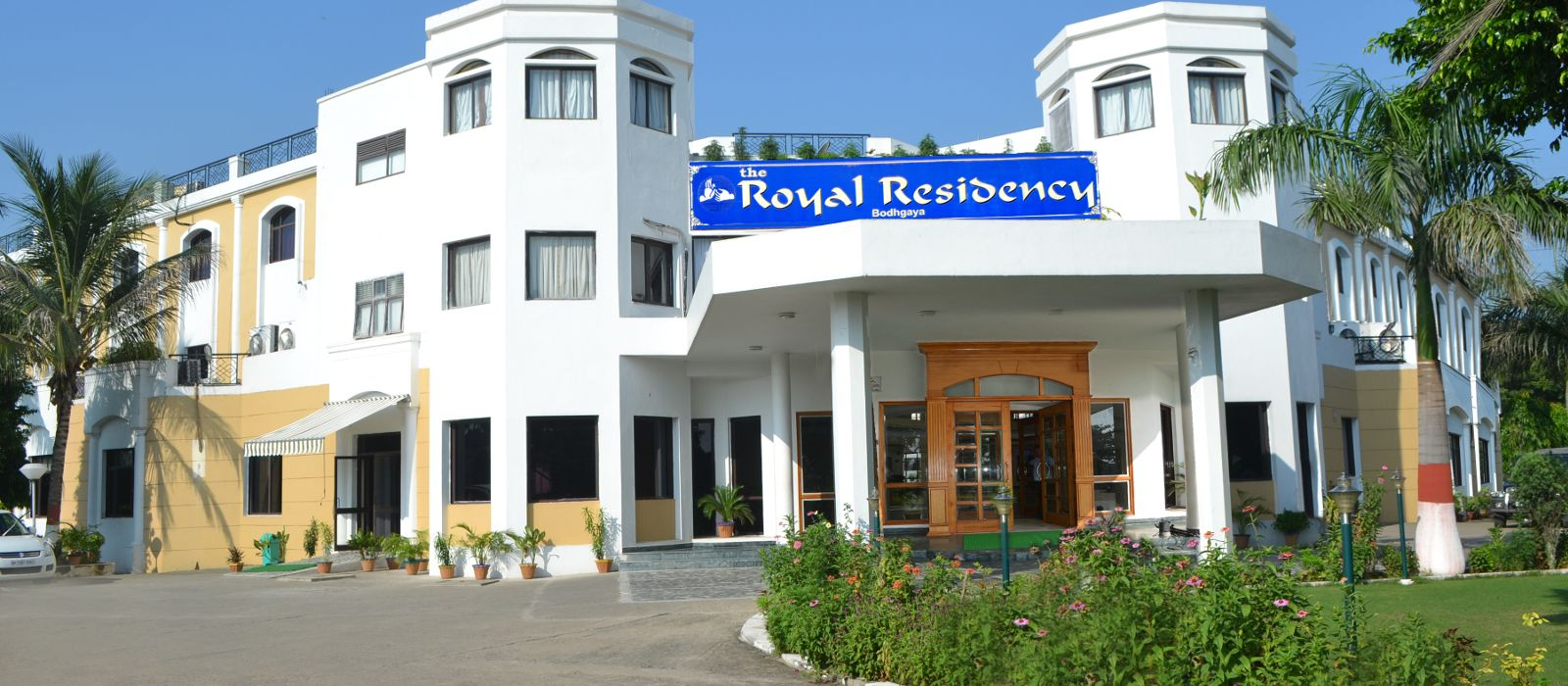 Hotel The Royal Residency Zentral- & Westindien