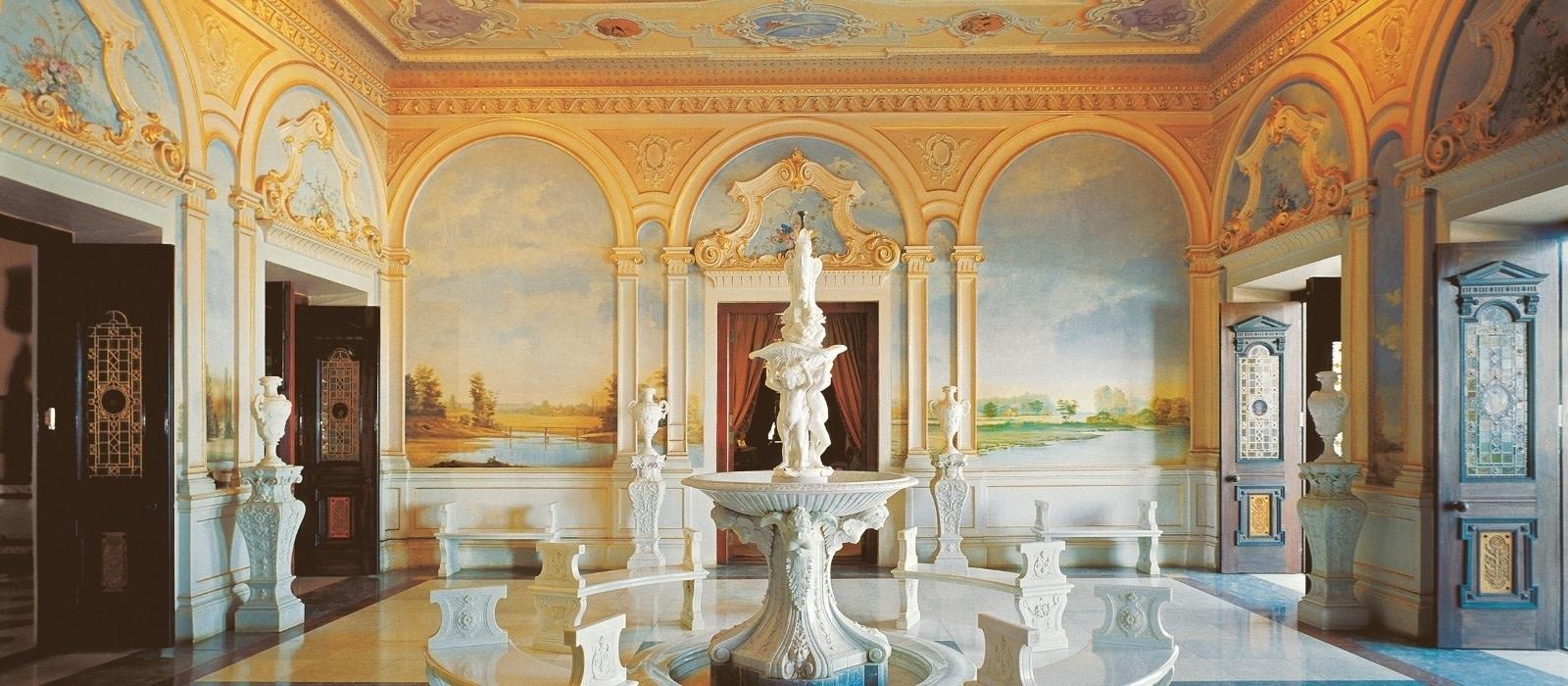 Hotel Taj Falaknuma Palace Südindien