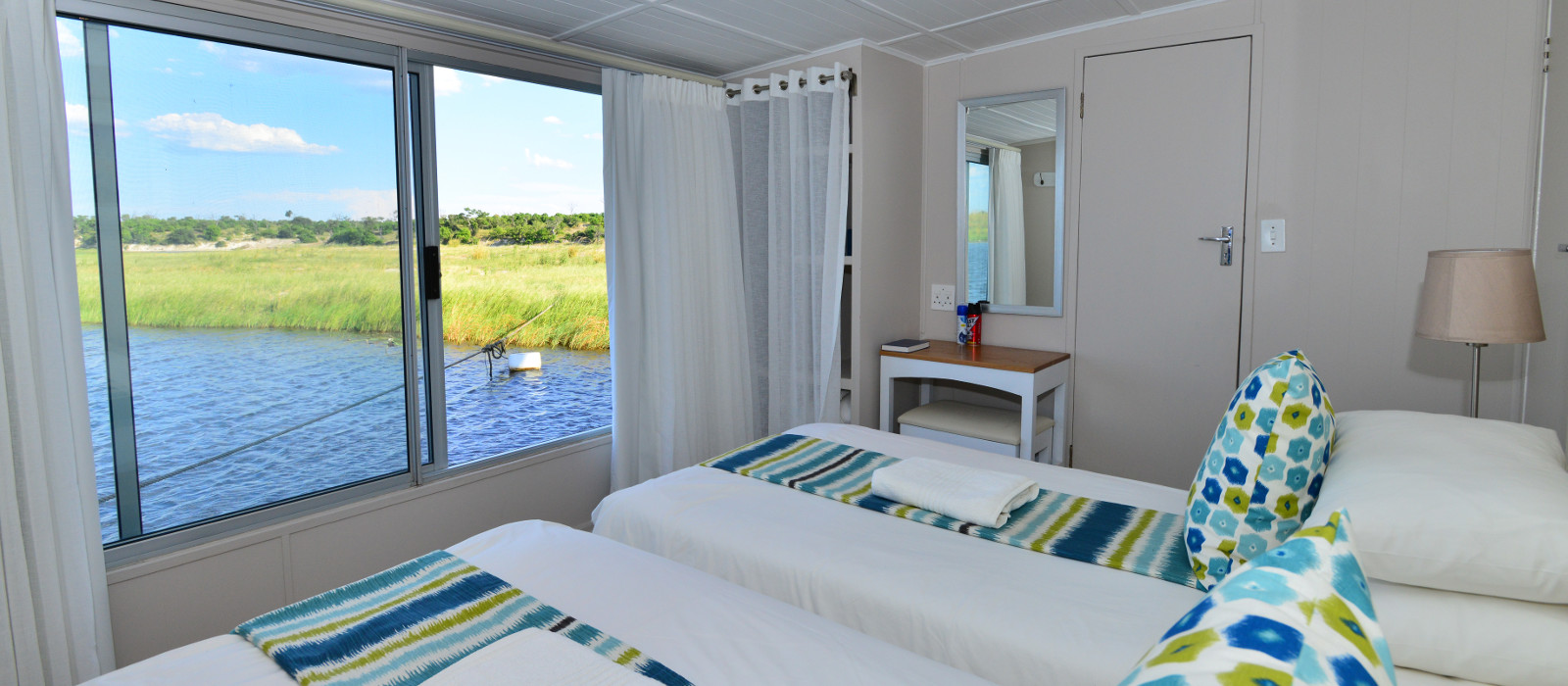 Hotel Chobe Princess Botswana