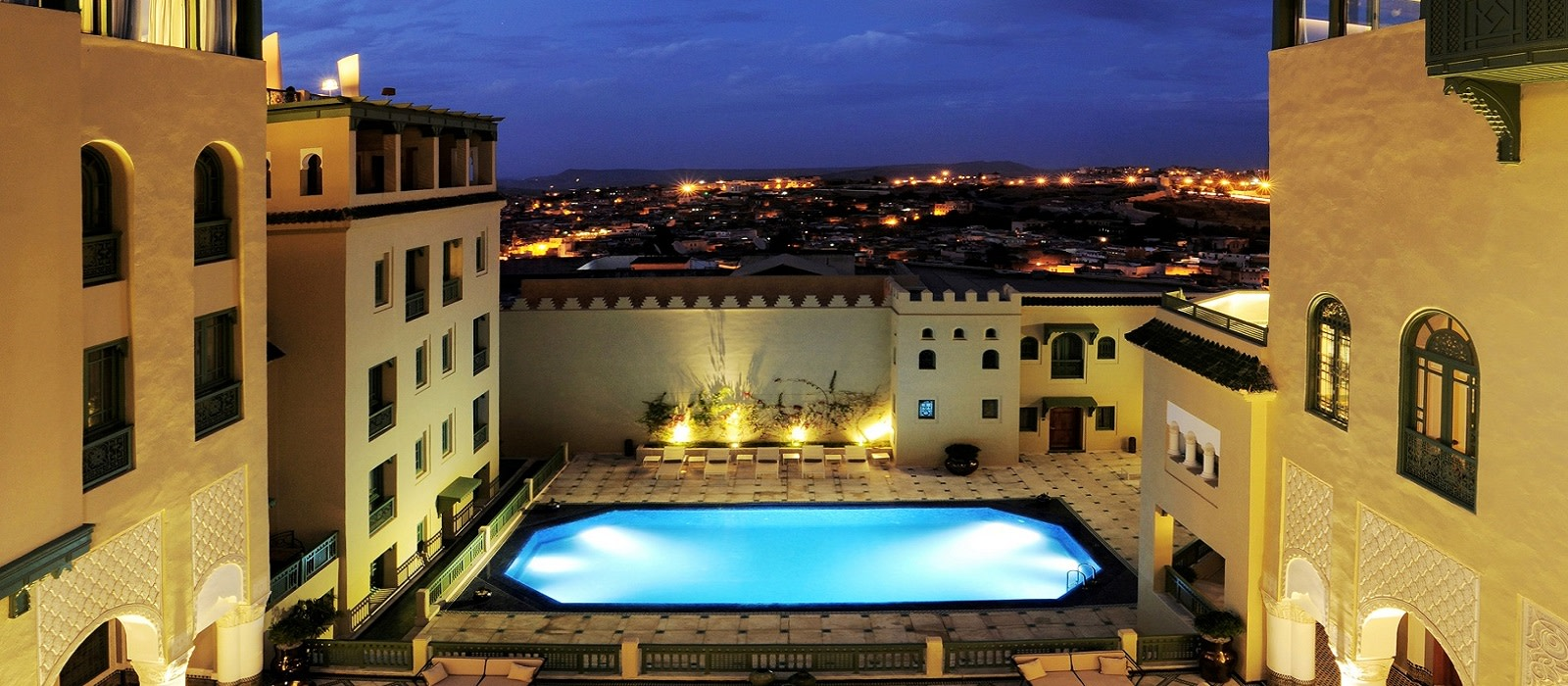 Hotel Palais Faraj Suites & Spa Marokko