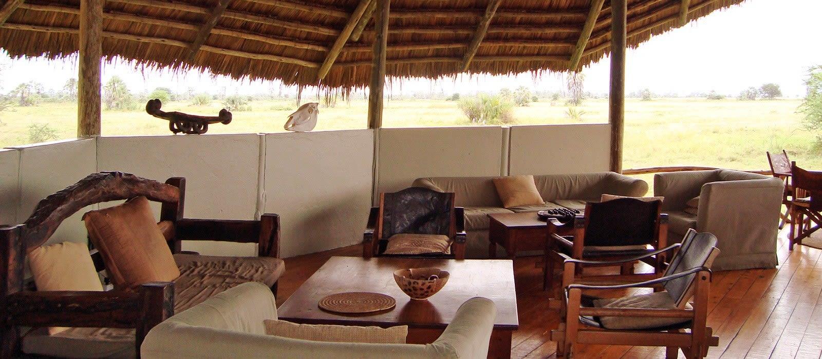 Hotel Maramboi Tented Lodge Tansania