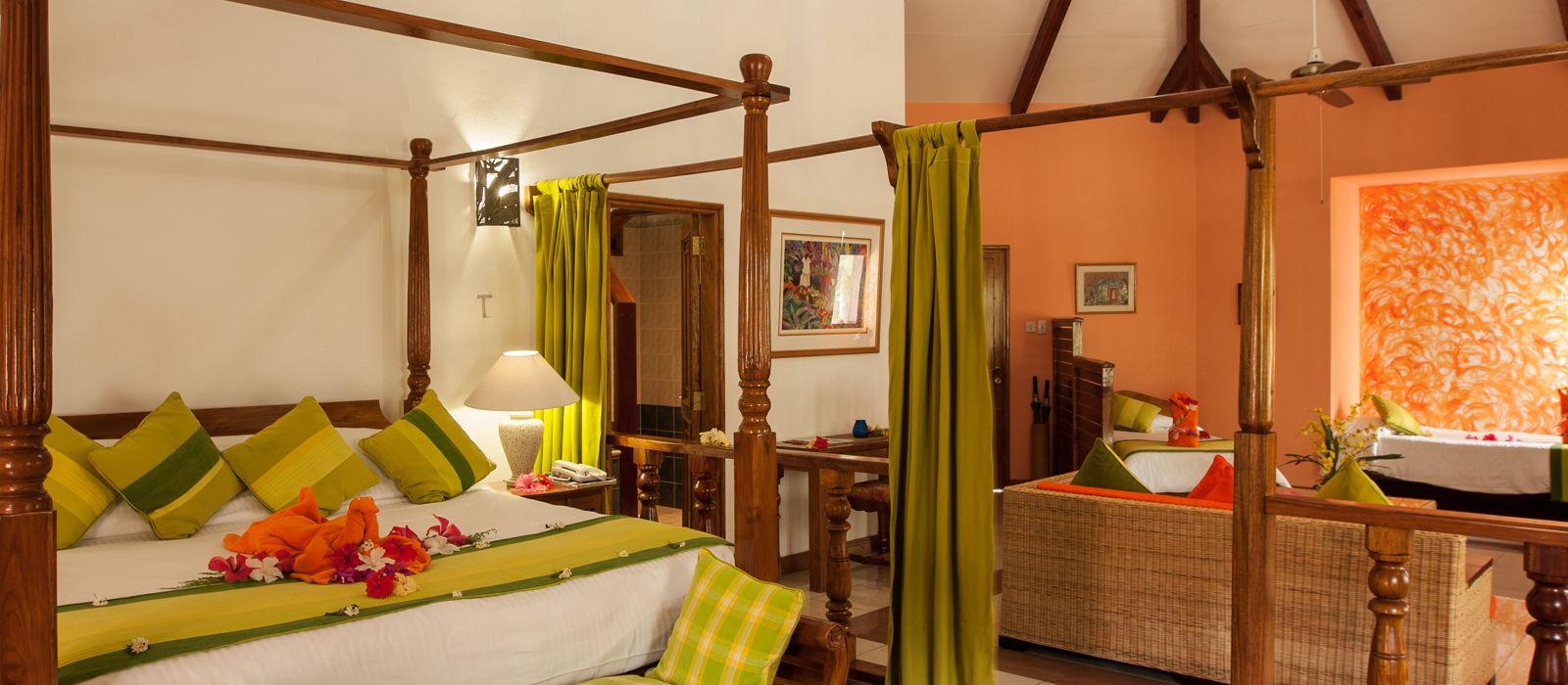 Hotel Le Duc De Praslin Seychellen