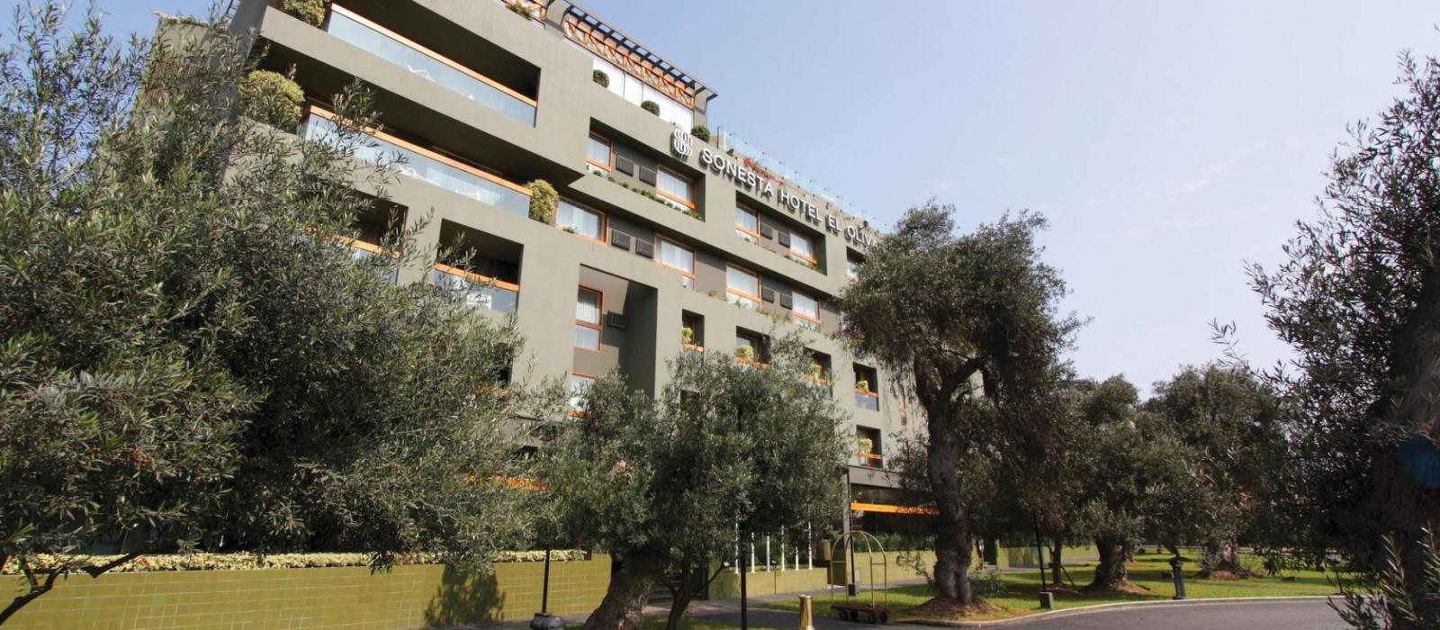 Hotel Sonesta El Olivar Peru