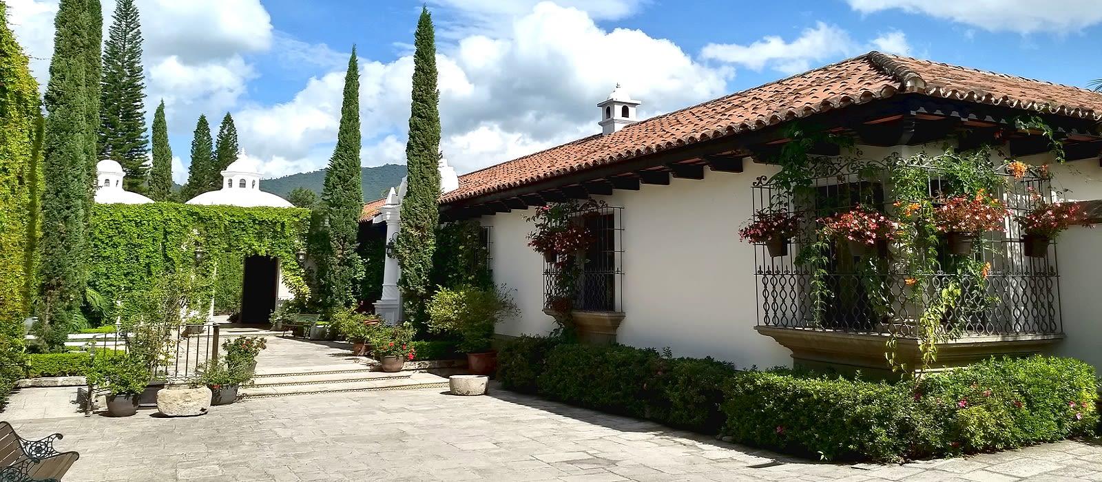 Hotel Pensativo House  Guatemala