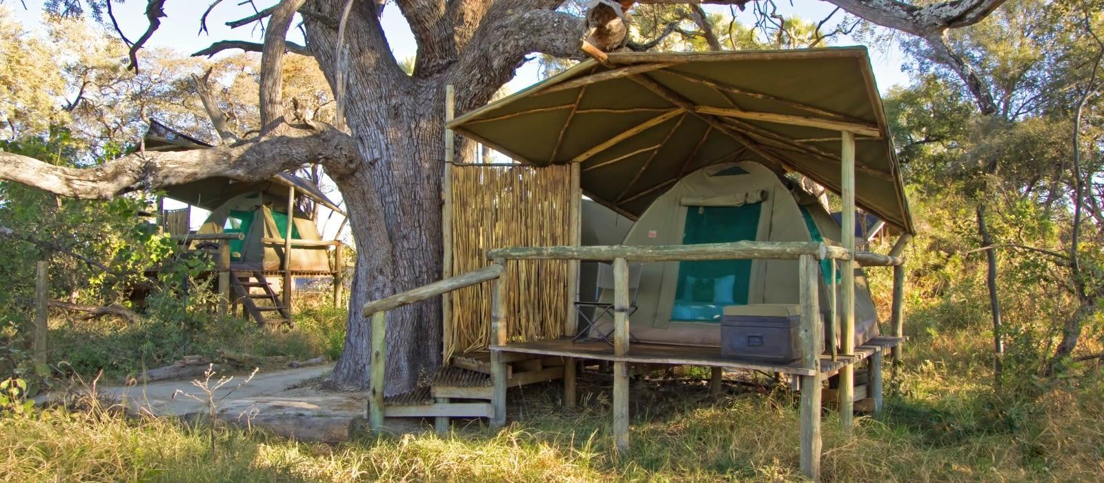 Hotel Oddballs Camp Botswana