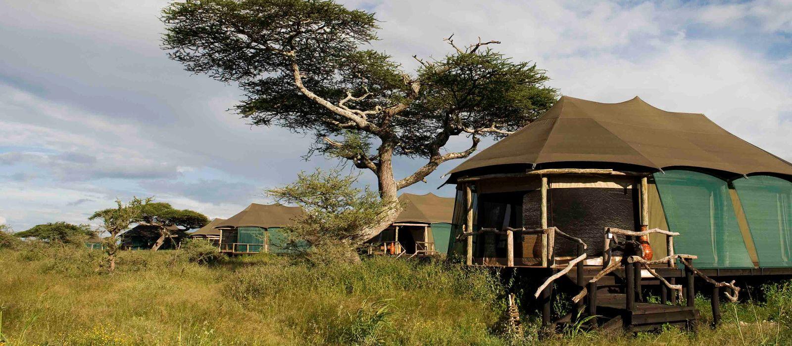 Hotel Lake Masek Tented Lodge Tansania