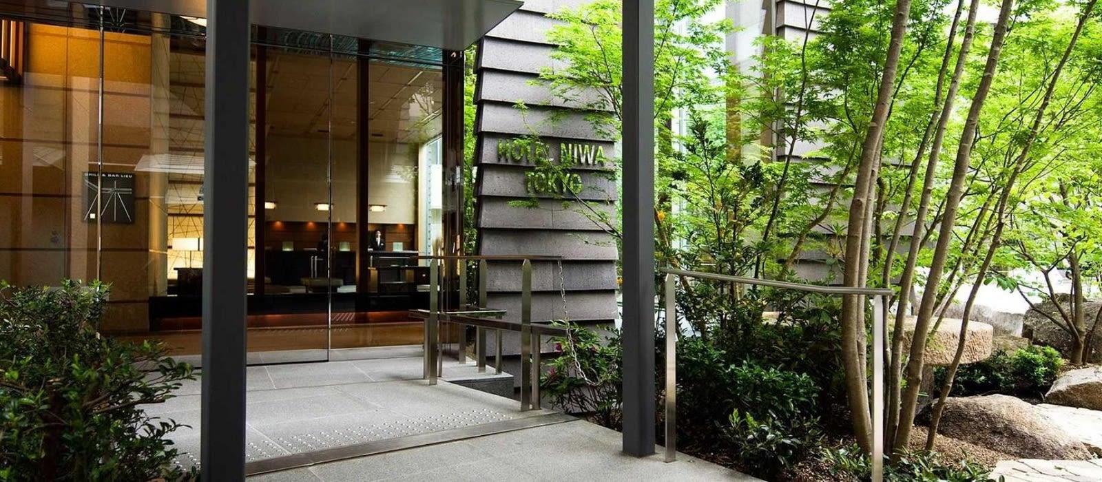 Hotel Niwa  Japan