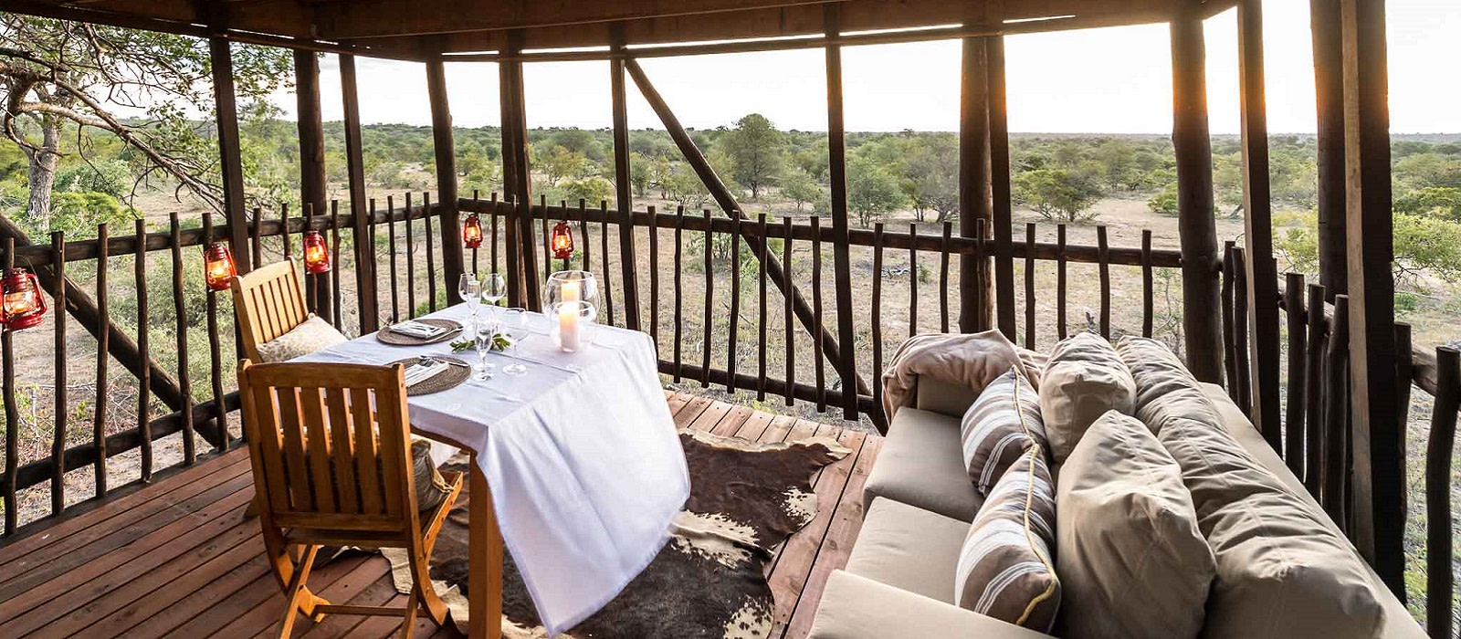 Hotel Africa on Foot Südafrika