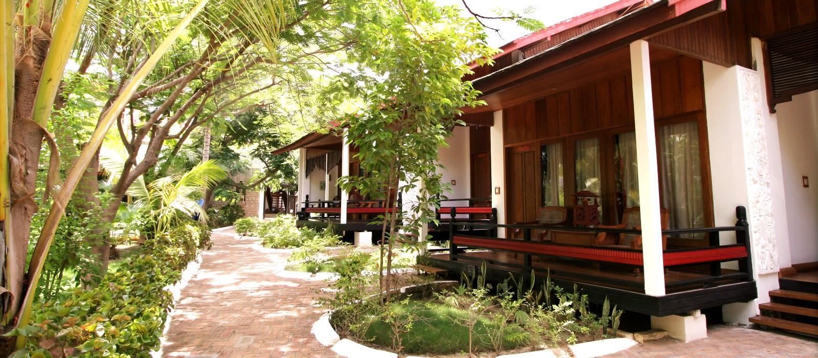 Hotel Thazin Garden Myanmar