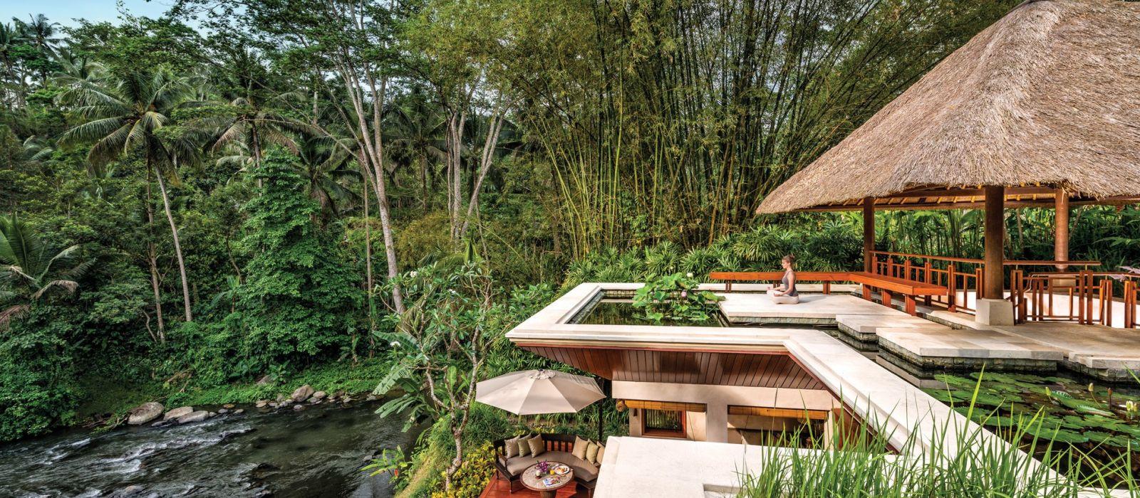 Hotel Four Seasons Resort Bali at Sayan Indonesien