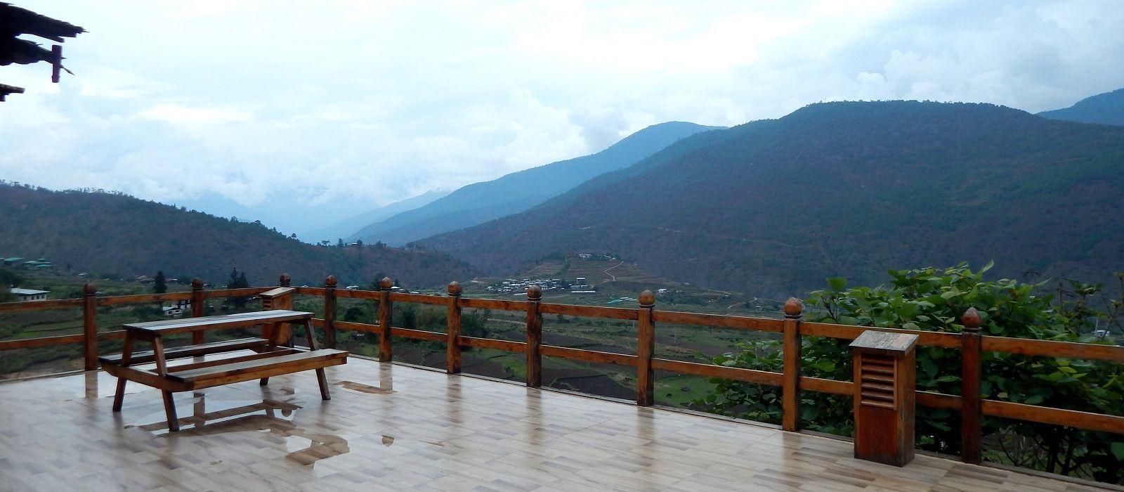 Hotel  Lobesa Bhutan
