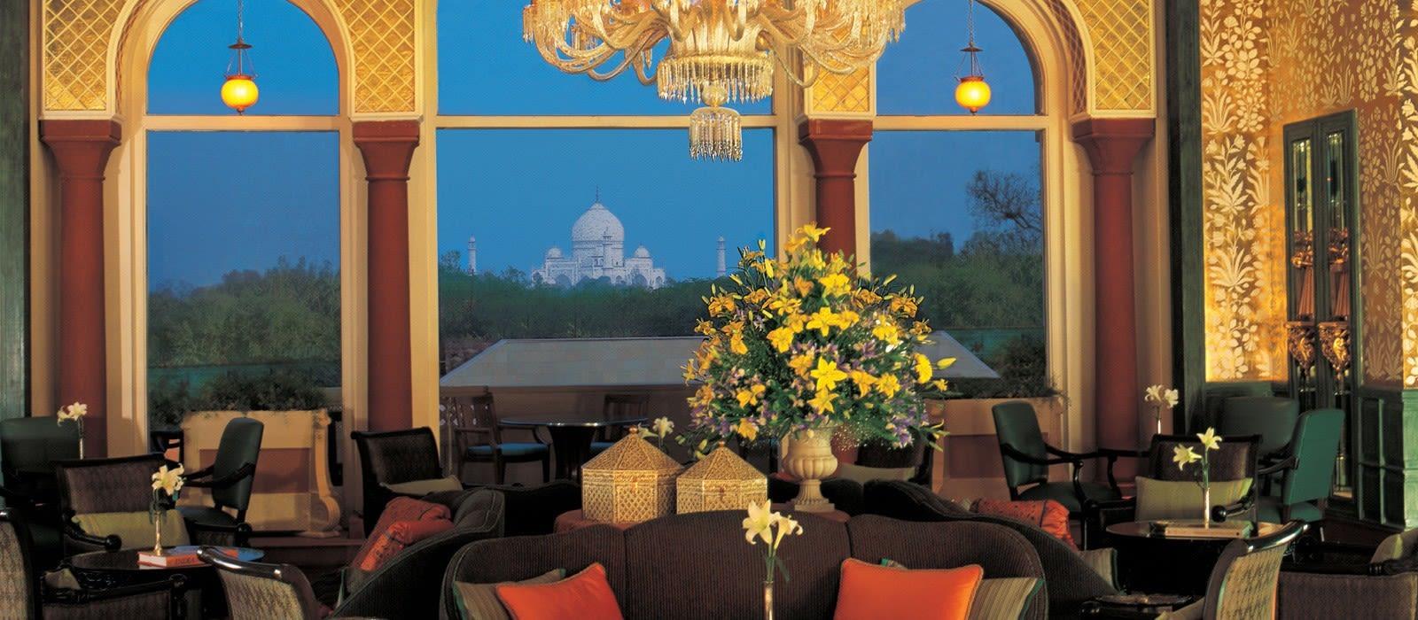 Hotel The Oberoi Amarvilas, Agra North India