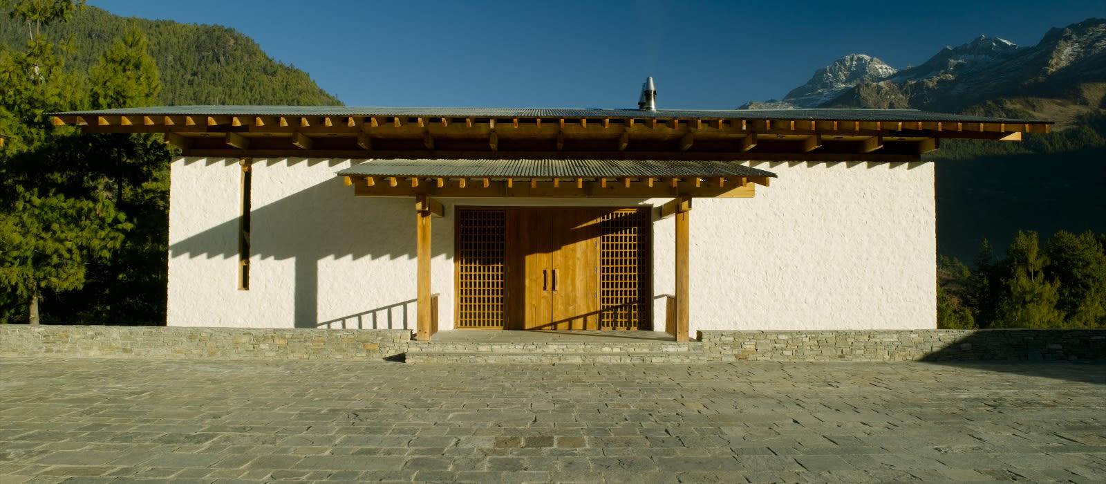 Hotel Amankora Paro Bhutan