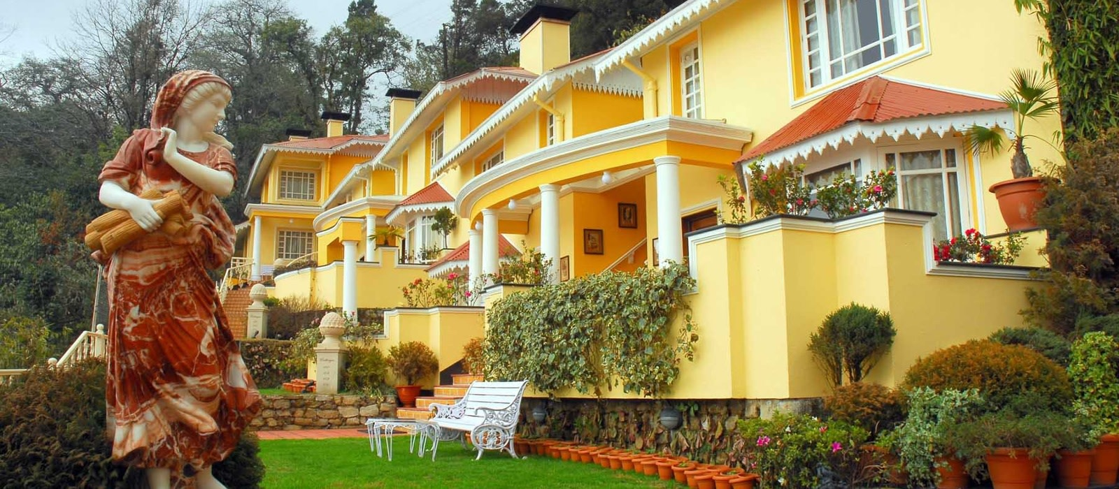 Hotel Mayfair Darjeeling Ostindien