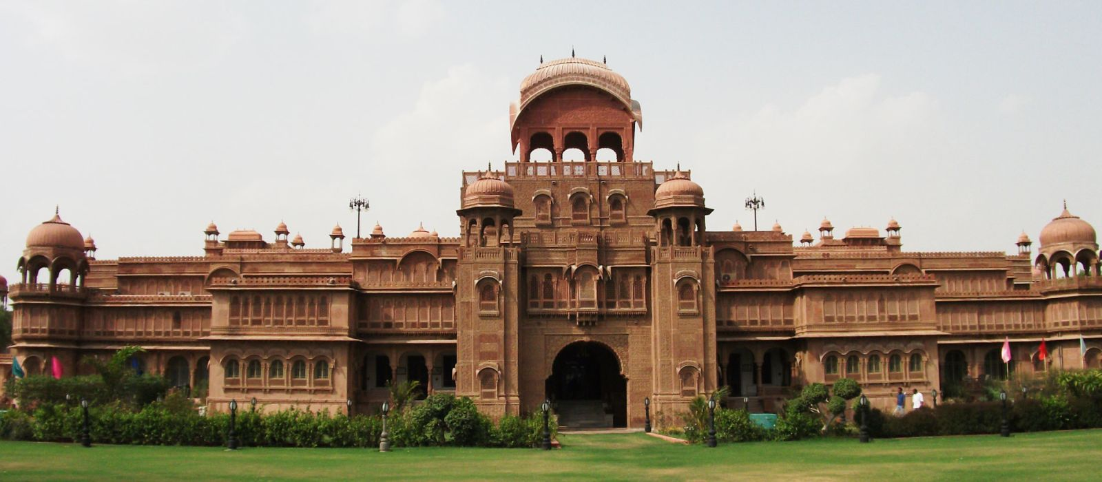 Hotel Laxmi Niwas Palace North India