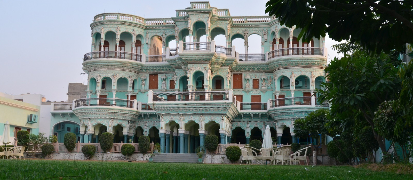 Hotel Malji Ka Kamra North India