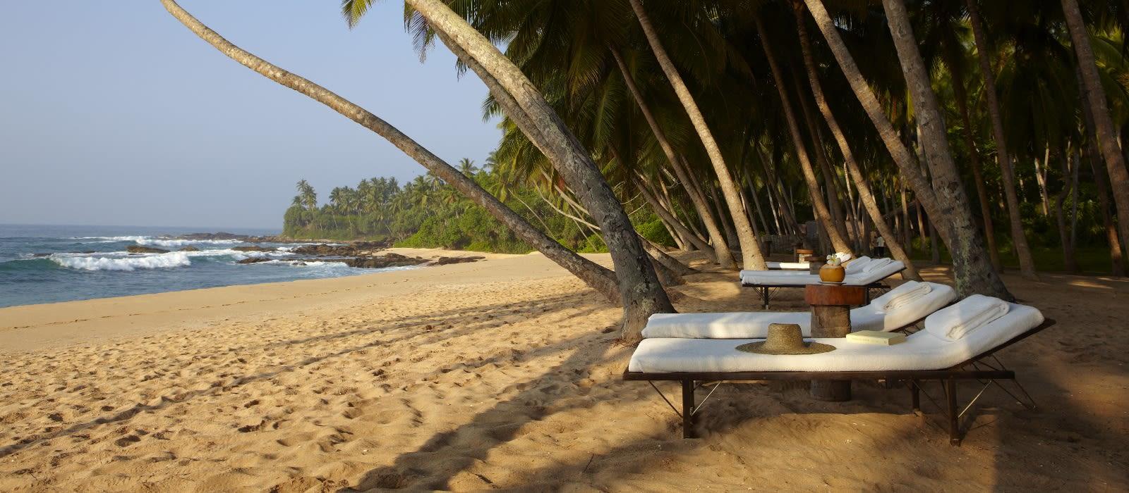 Hotel Amanwella Sri Lanka