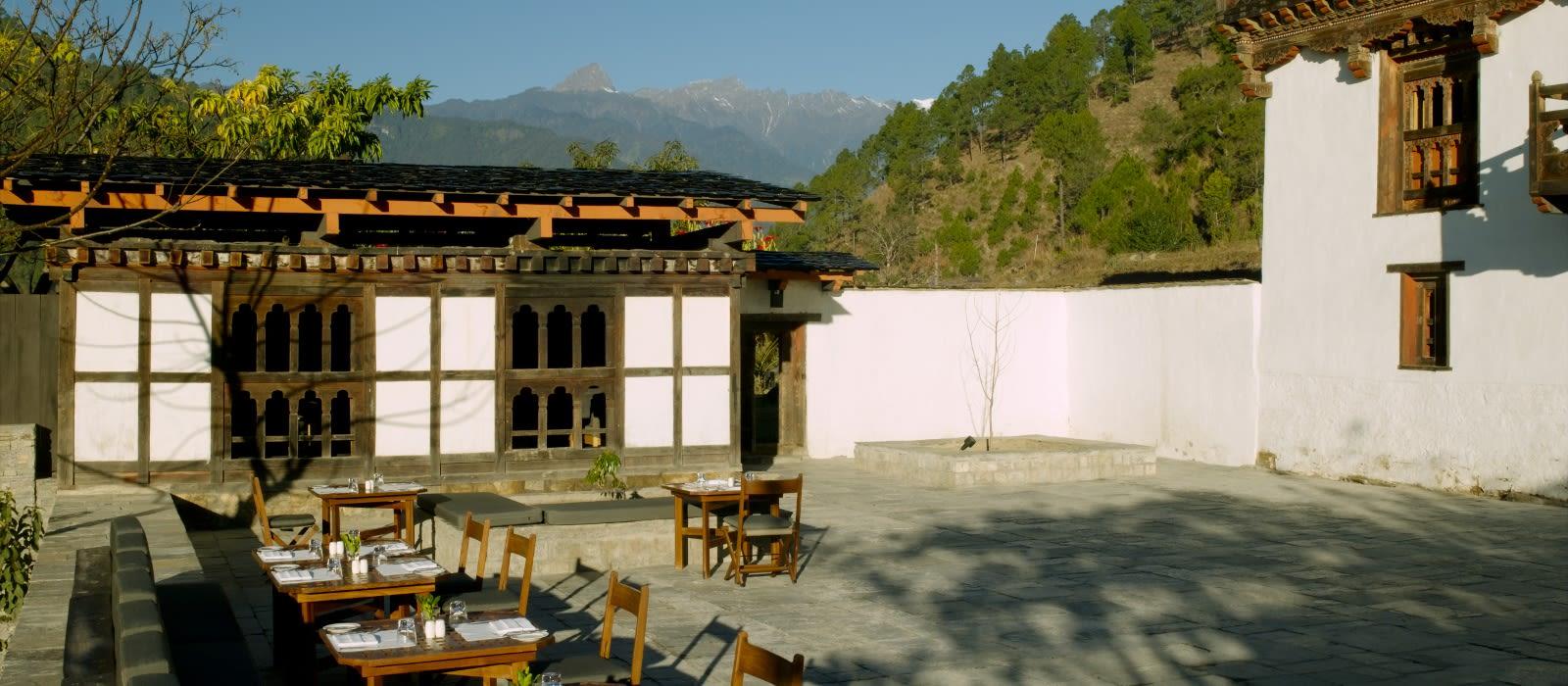 Hotel Amankora Bhutan
