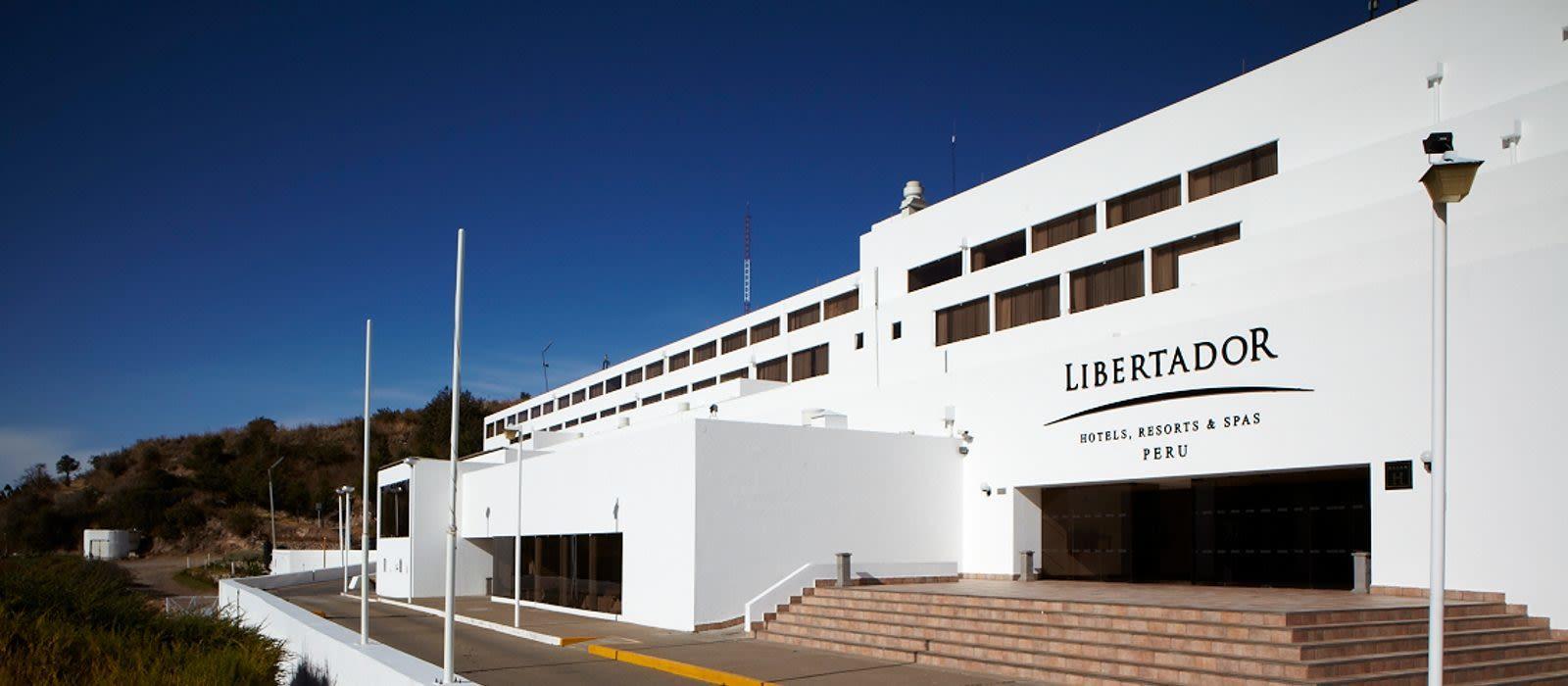 Hotel GHL  Lago Titicaca Peru