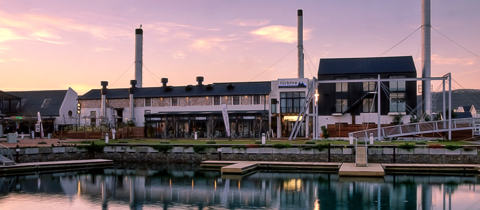 Hotel The Turbine Boutique  & Spa South Africa