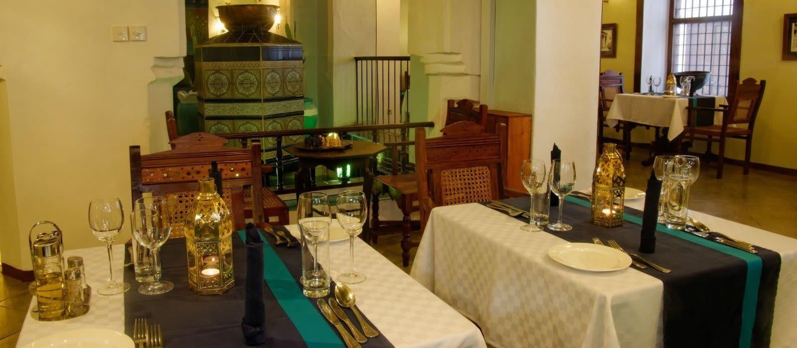 Hotel Zanzibar Palace  Tansania