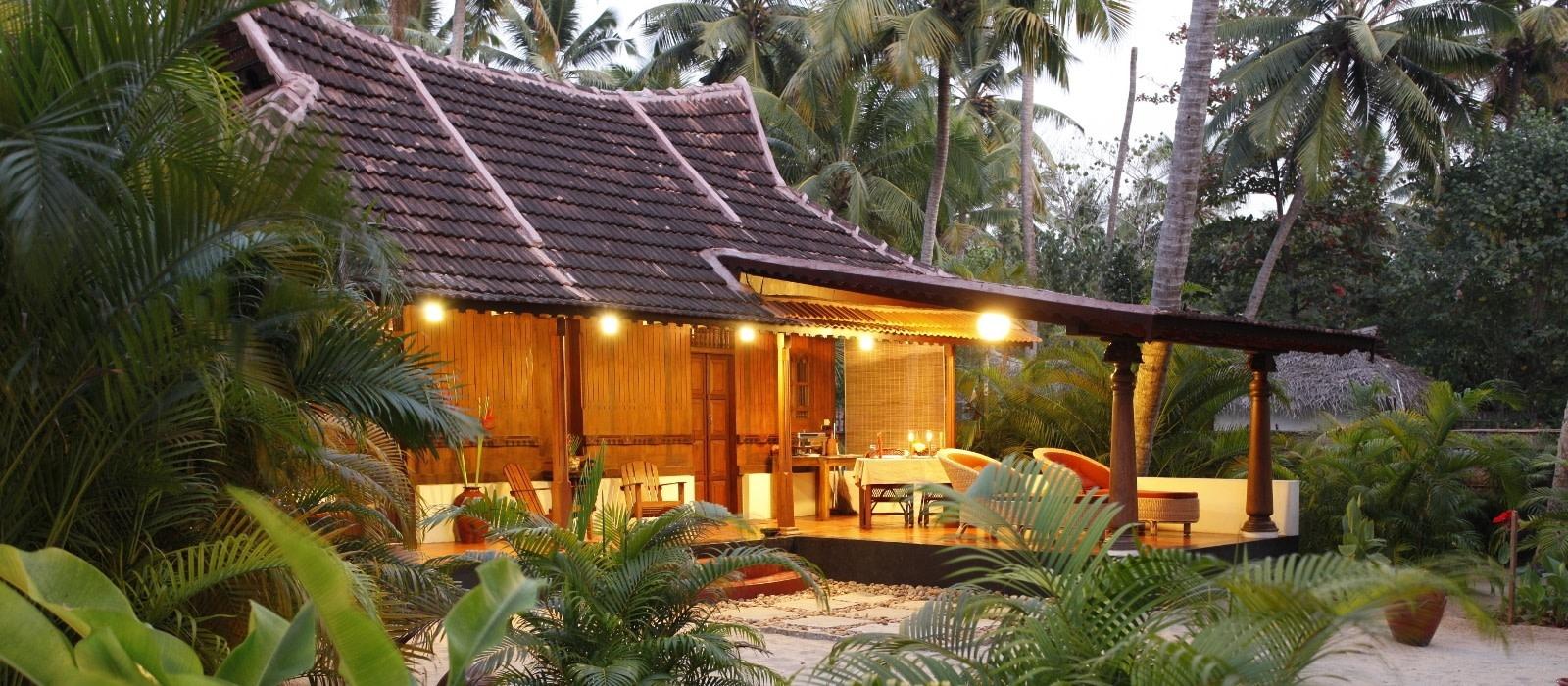 Hotel A Beach Symphony South India