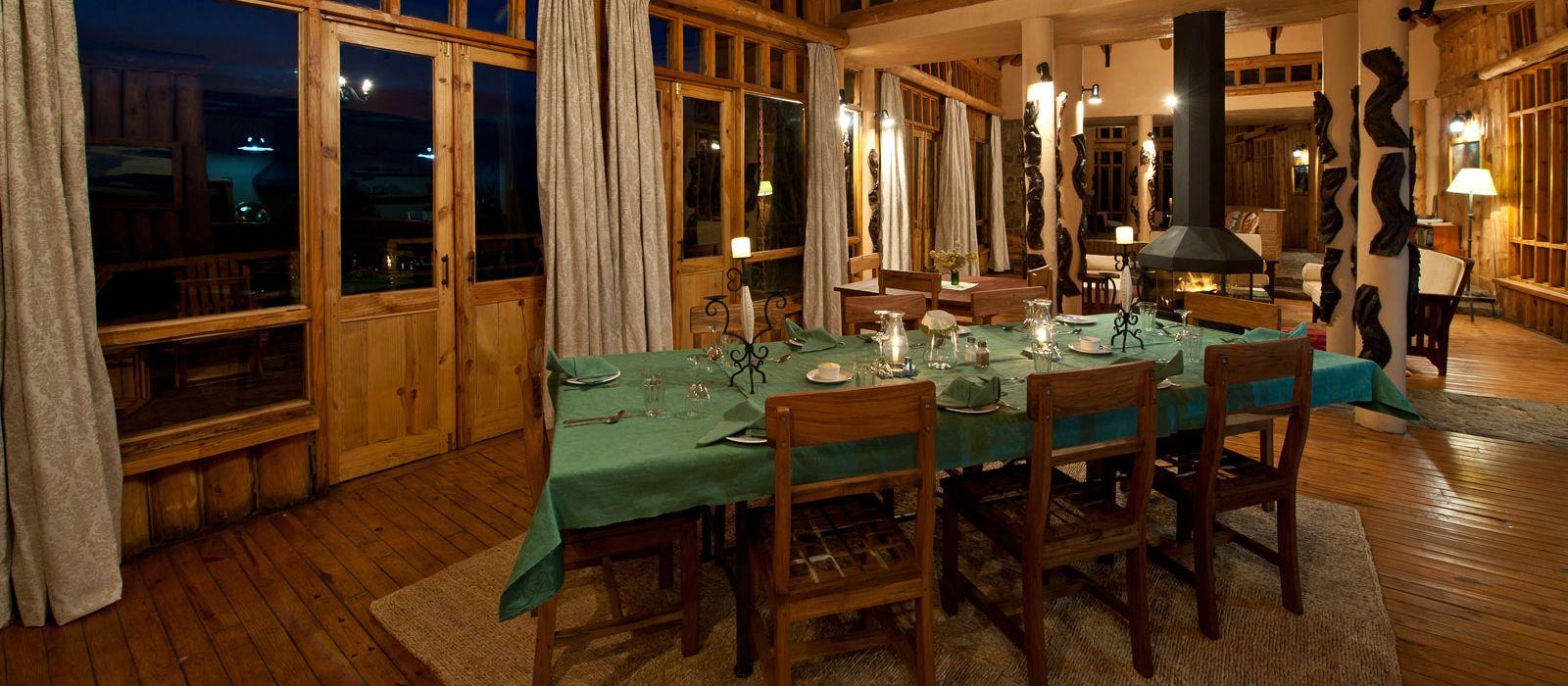 Hotel Chelinda Lodge Malawi